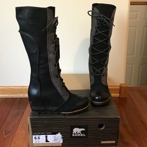 Sorel Cate the Great Wedge Boot